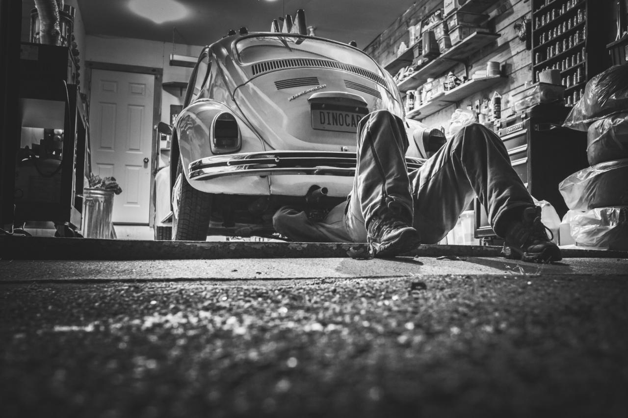 Inspekcja używanego samochodu osobowego Katowice