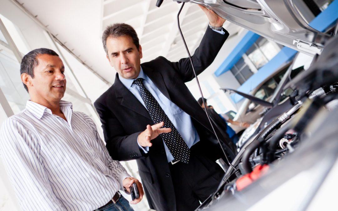 Jak sprawdzić samochód przed zakupem