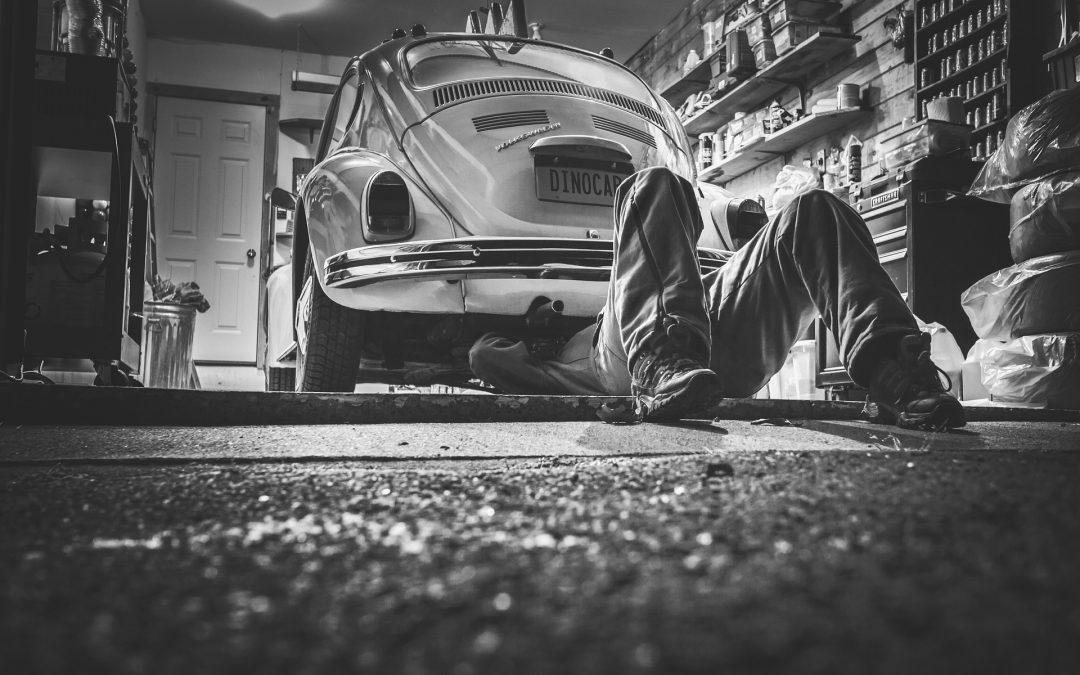 Kontrola podwozia samochodu – o czym warto pamiętać